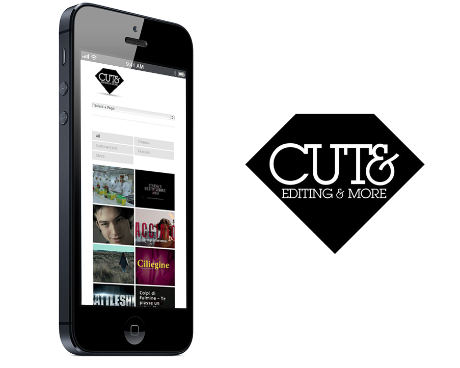 Cut& Editing and More – website