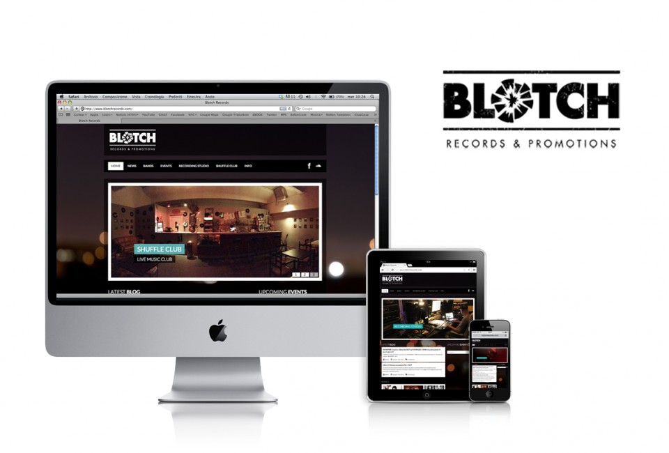 Blotch Records